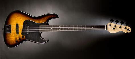 Murah Bass Jazz Bass Z2 4 String Black front photo