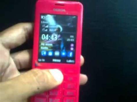 how format reset nokia asha 206 mobile youtube how to hard reset nokia asha 206 in 10 seconds youtube
