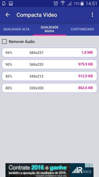 techtudo tutorial whatsapp compacta video download techtudo