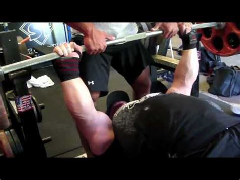 bench for reps best raw bench press videos ever doovi