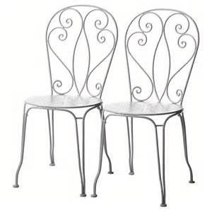 chaise de jardin fer forg 233 castorama chaise id 233 es de