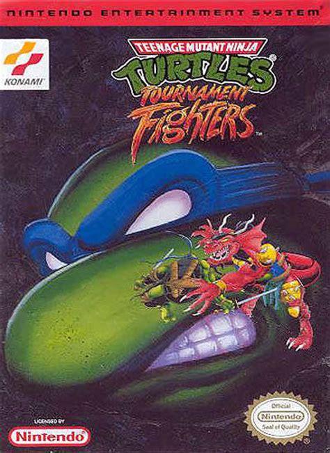 teenage mutant ninja turtles tournament fighters nes
