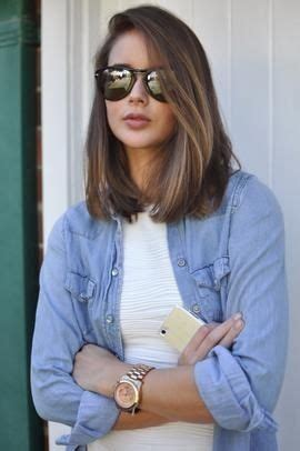 hair parting comes forward pin by kristin rose on vibe pinterest bobs my hair