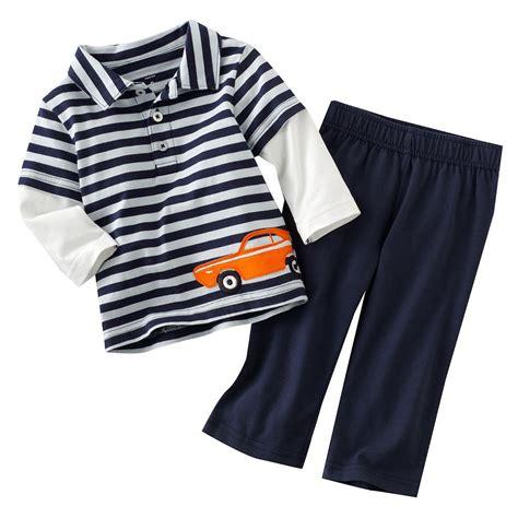 aliexpress com buy free shipping 1set lot blue set free shipping new boys clothes sets blue car baby 2pcs