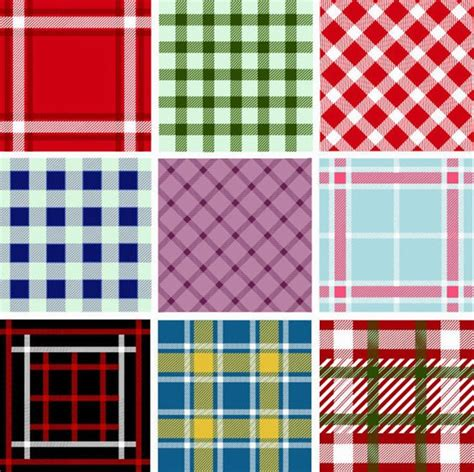 free plaid background pattern seamless plaid patterns free vector art