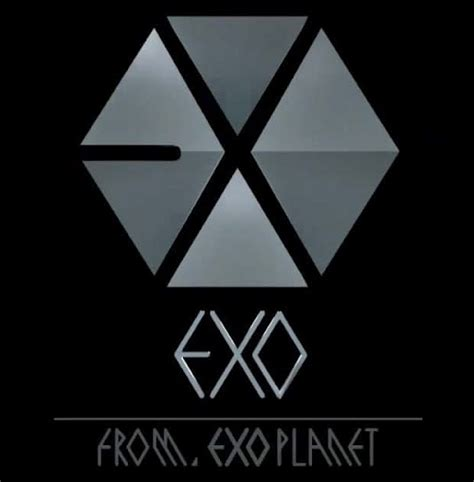 exo logo aoi world exo logo