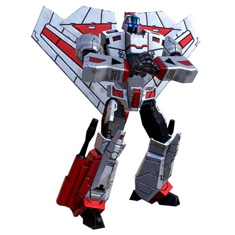 Building Cost by Jetfire Transformers Earth Wars