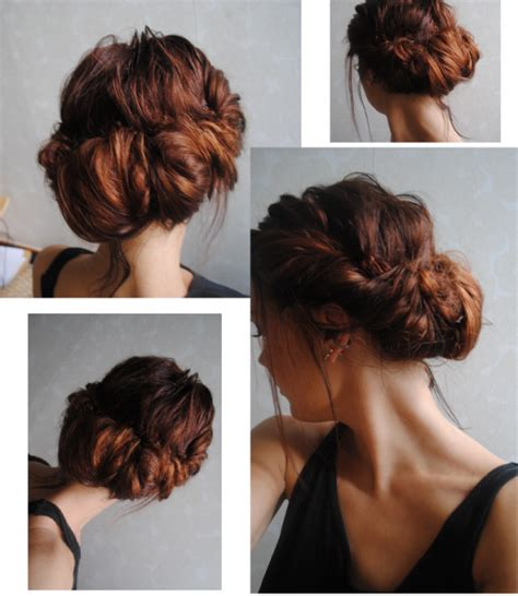 how to do a messy updo with medium legnh thin hair the messy updo sacramento street