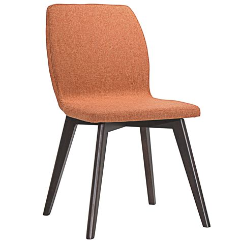 proclaim modern upholstered wooden dining side chair