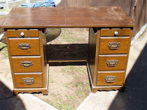 Repurpose And Recycle Of Desk Repurposed Desk