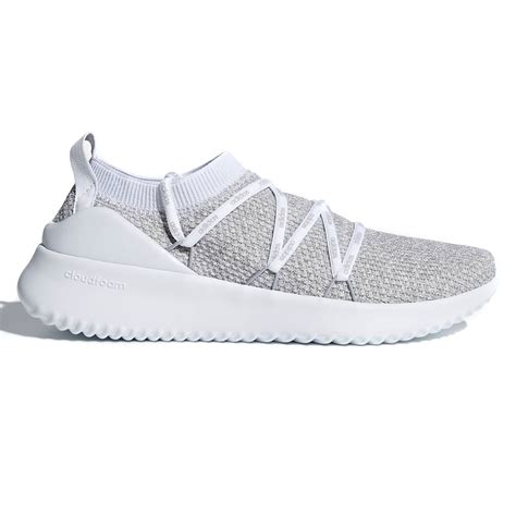 adidas ultimamotion womens casual shoes footwear white grey sportitude
