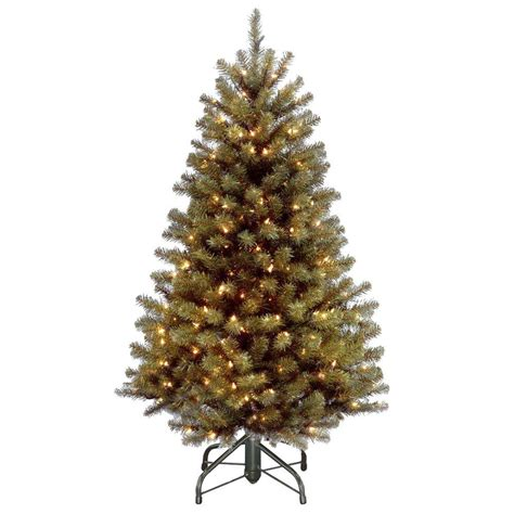 45 foot artificial christmas tree 4 5 ft valley spruce artificial tree with 200 clear lights nrv7 300 45 the