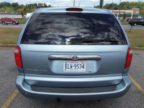 2005 Chrysler Town And Country Radiator by Find Used 2005 Chrysler Town Country Sky Blue Really