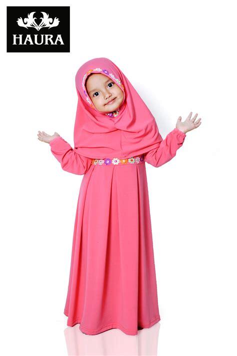 Model Baju Terbaru Anak Perempuan 21 model baju muslim anak perempuan terbaru 2018 fashion