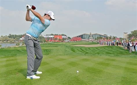 rory mcilroy driver swing vine of the day rory mcilroy drives admirer just shakes