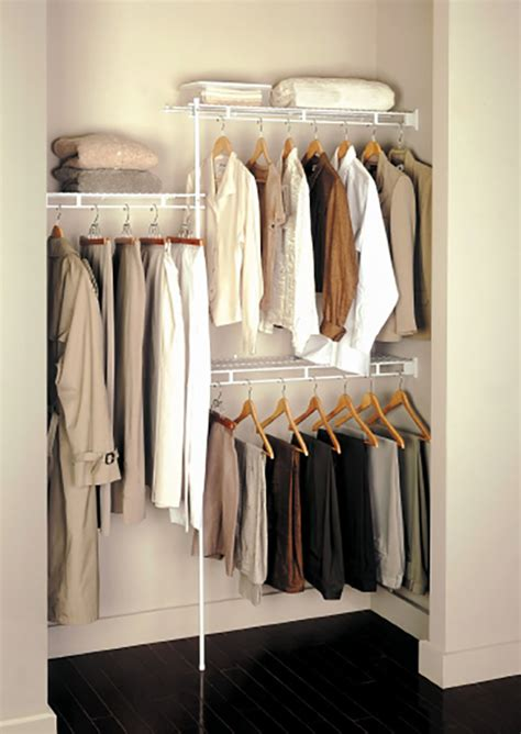 Wire Shelving Closet Design Easy Wire Closet Shelving How To Install A Diy Wire