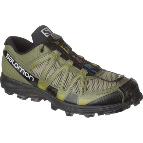 solomon trail running shoes salomon fellraiser trail running shoe s