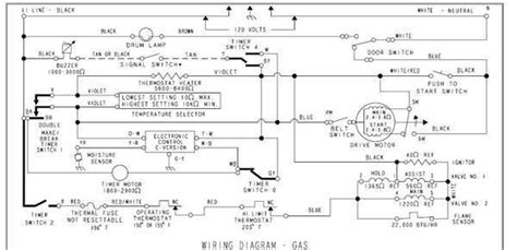 wiring diagram for maytag centennial dryer efcaviation