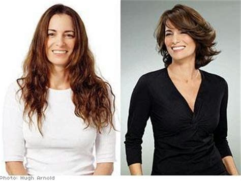 long hair short hair before after photos cortes de cabelo curto antes e depois 5