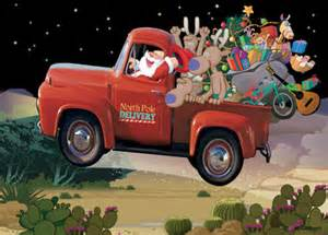 Santa Ford Take Care And A Rest And A Happy
