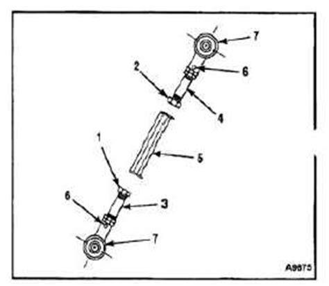 Repair Power Turbine Control Linkage Rod