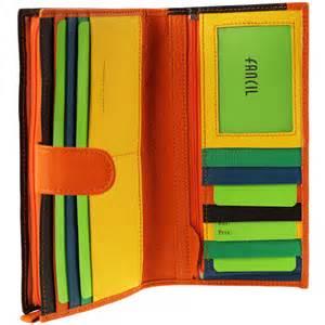 portefeuille femme portefeuille en cuir a8092 compagnon