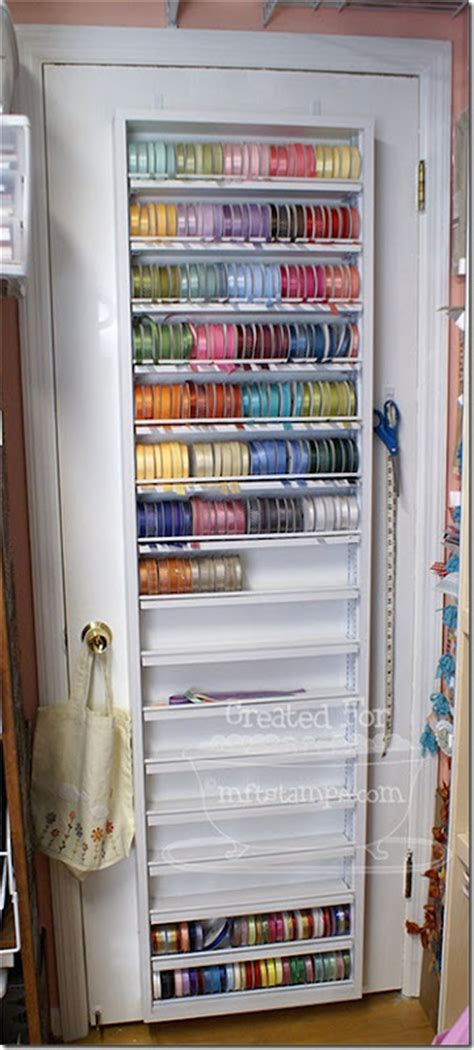 want to be organized use these pullout ideas renomania ideas for storing ribbon organize and decorate everything