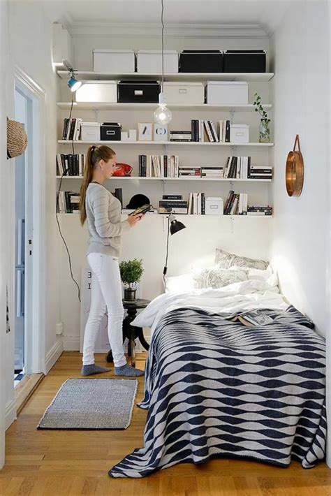 lösungen für kleine schlafzimmer schlafzimmer gestalten kleiner raum