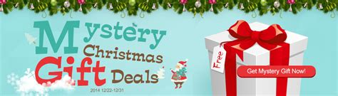 mystery christmas gift deals