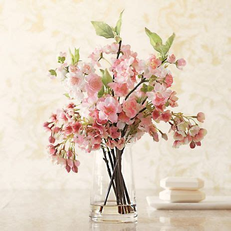 cherry blossom arrangements cherry blossom arrangement gump s gardening ideas