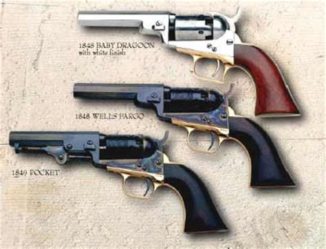 Baby Walker 1858 1860s weapons compendium read and vote