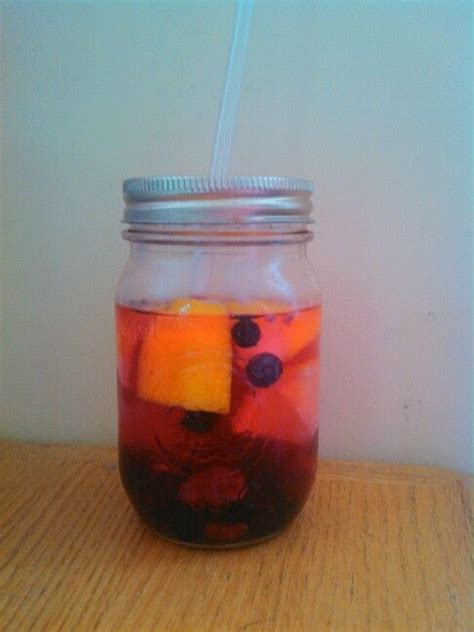 Blackberry Detox Water by Detox Water Lemon Raspberries Blueberries And