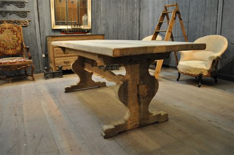 antique spanish dining room table dining room tables ideas french vintage oak trestle farm dining table with sculpted
