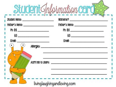 best 25 student info ideas on student info