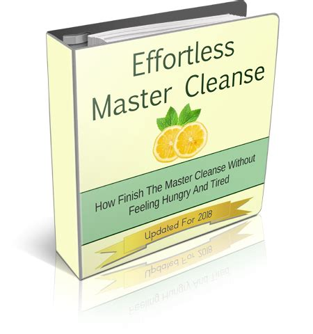 What Do Detox Binders Do by The Master Program That Made The Master Cleanse Easy