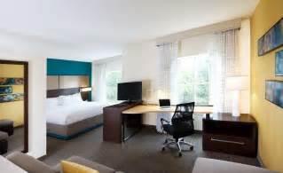 Residence Inn Studio Suite Floor Plan by Residence Inn By Marriott Seattle University District