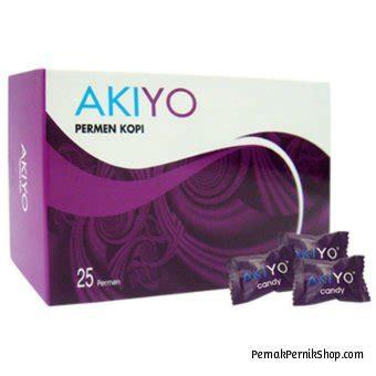 Jual Permen Akiyo Original Penambah Gairah Pria Dewasa Dis herbal permen kopi akiyo daftar harga terbaru