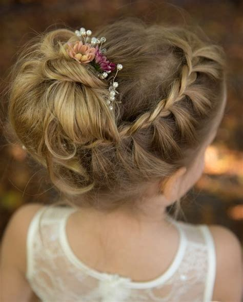 Flower Hairstyles With Headband by 35 Fancy Flower Hairstyles For Every Wedding