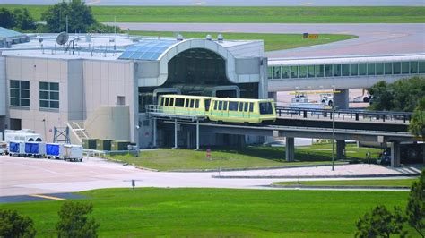architect and building news report on airport building orlando airport selects hntb as architect of record for 1