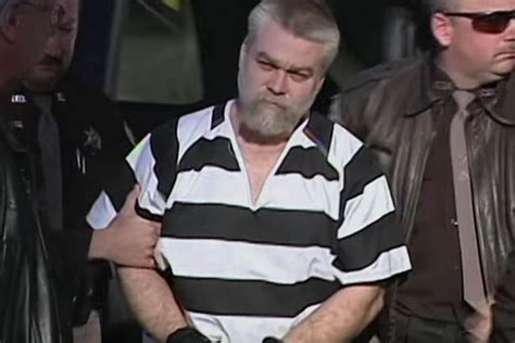 Steven Avery S Criminal Record A Murderer Secret Courtroom Signal Made By Ken Kratz Could Hold Key To