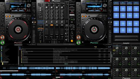 pioneer dj software free download full version 2012 virtual dj software skin pioneer cdj2000 nexus djm900
