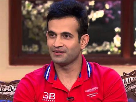 irfan pathan biography in hindi cricketer irfan pathan reacts to winning best actor