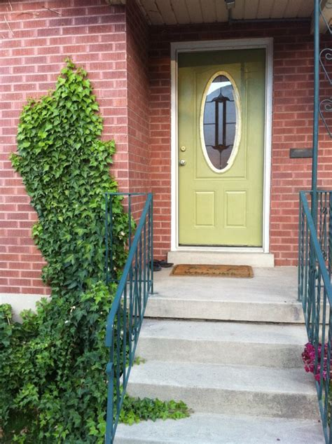 Front Door Colors For Brick House Exterior Tempting Front Door Colors For Brick Houses Change The Opinion Homes