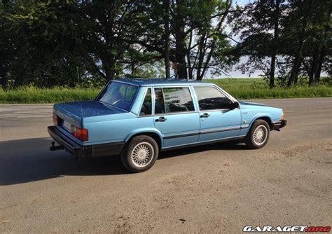 1985 volvo 740 gle garaget volvo 740 gle 1985