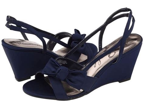 Blue Wedge Sandals Wedding by Blue Wedge Sandals For Weddingbee
