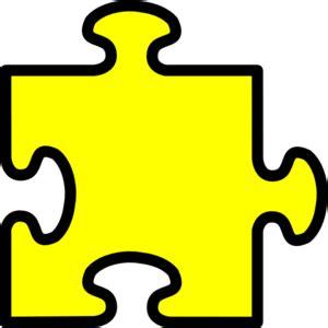 clipart puzzle pieces clipart best