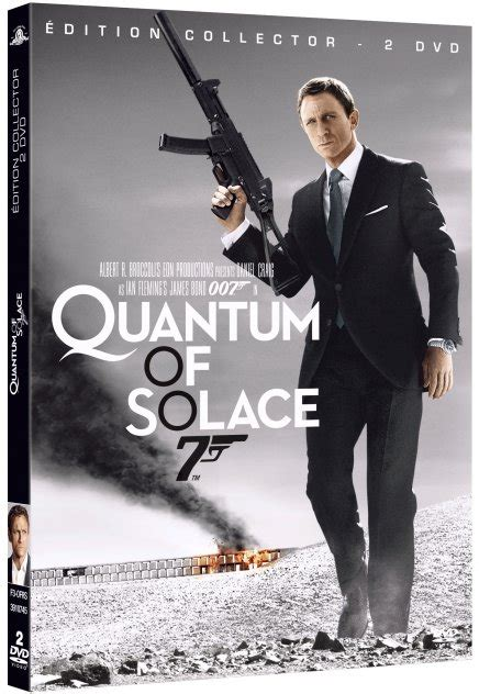 quantum of solace le film complet quantum of solace les visuels fran 231 ais