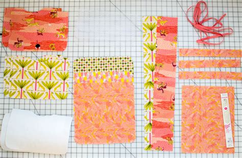 pattern maker 4 4 for free handy purse organizer free sewing pattern sewcanshe