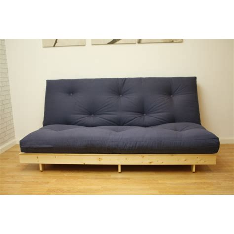 futon company york york bifold pine futon