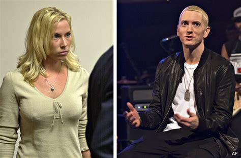 Eminem And Back Together by Rapper Eminem Mathers Not Back Together Still Just